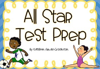 Getting Ready for the Test: Test Prep Materials