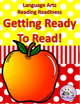 Getting Ready to Read