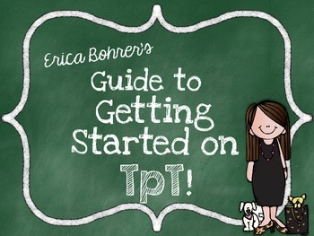 Getting Started on Teachers Pay Teachers!