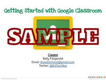 Getting Started with Google Classroom