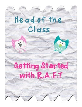 Getting Started with RAFT