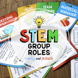 Getting Started with STEM Challenge Group Roles