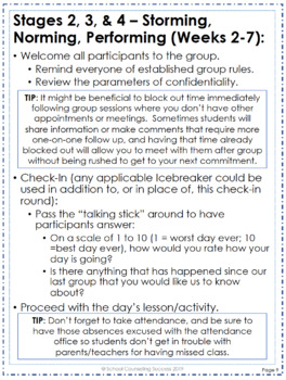Getting Started with Small Groups in Schools - A Step-By-Step Guide