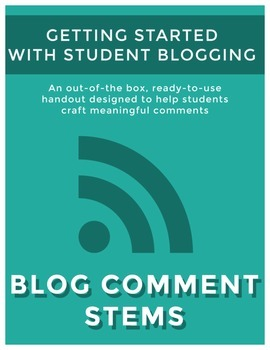 Blog Comment Stems