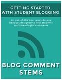 Blog Comment Stems