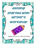 Getting Started with Writer's Workshop