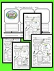 Getting Through June Primary French Literacy & Numeracy Worksheets