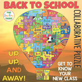 Getting To Know You Activities Collaborative Puzzle