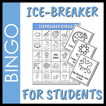 Getting To Know You BINGO Ice Breaker