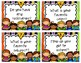 Getting To Know You - Back To School Task Card Activity