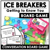 Getting To Know You Game and Question Cards