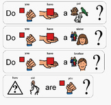 Getting To Know You - Social Skills - Boardmaker