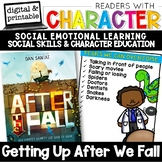 Getting Up After We Fall - Character Education | Social Emotional Learning SEL