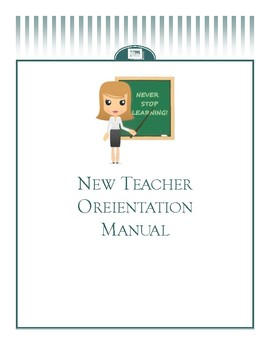 Getting a Great Start - New Teacher Manual