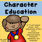 Character Education: Posters, Activities, Sorts, Interactive Notebooks and More