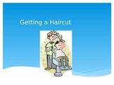 Getting a Haircut Social Story