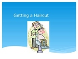 Getting a Haircut Social Story