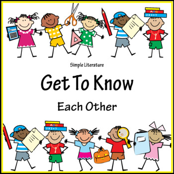 SL Free - Getting to Know Each Other - Beginning Year Introductions