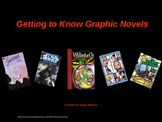 Getting to Know Graphic Novels: An Introductory Lesson in