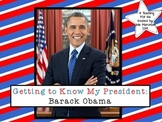 Getting to Know My President: Barack Obama