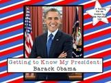 Getting to Know My President: Barack Obama