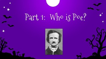 Getting to Know Poe:  A WebQuest