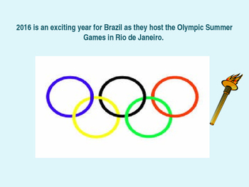Getting to Know Rio: 2016 Summer Olympics