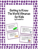 Getting to Know The World Almanac for Kids by KMediaFun