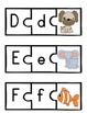 Getting to Know Uppercase and Lowercase Letters