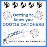 Getting to Know You - 10 Back to School Cootie Catchers an