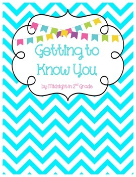 Freebie!! Getting to Know You