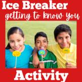 Ice Breaker for Summer School | Friendship Activity | 1st