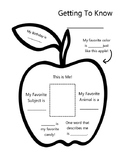 Getting to Know You Apple