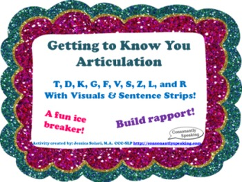 Getting to Know You Articulation