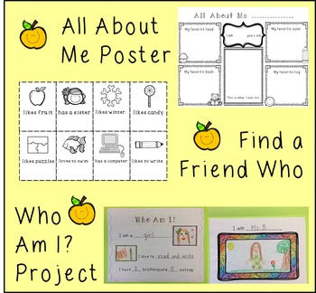 Getting to Know You-Activities to Foster Classroom Community