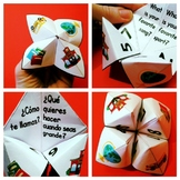 Getting to Know You Back to School Paper Quizzers (Cootie Catchers) - FREE