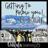 Getting to Know You Bundle