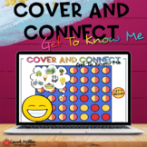 Getting to Know You Cover and Connect | Digital Learning |