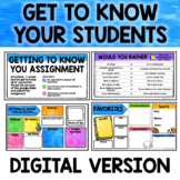 Getting to Know You Digital