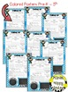 Getting to Know You Form, Poster & Notes (EDITABLE) Aqua and Chalkboard Theme