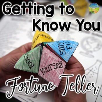 Getting to Know You Fortune Teller
