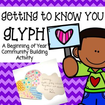 Getting to Know You Glyph FREEBIE!