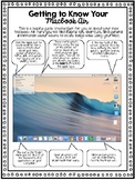 Getting to Know You Mac Handout