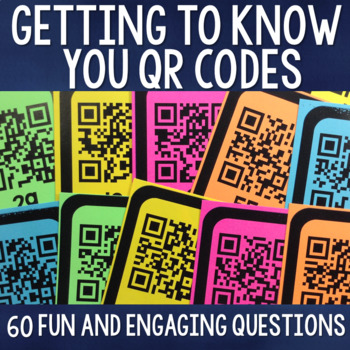 Getting to Know You QR Codes