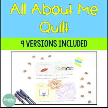 Getting to Know You Quilt Activity