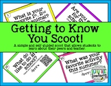 Getting to Know You Scoot!