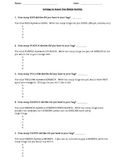 Getting to Know You Skittle Activity/First Day of School