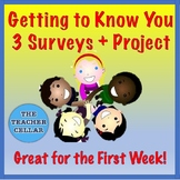 Getting to Know You Survey - 20 Questions to Get to Know Your Students