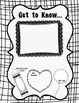 Getting to Know You for Kinders