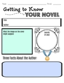Getting to Know Your Novel